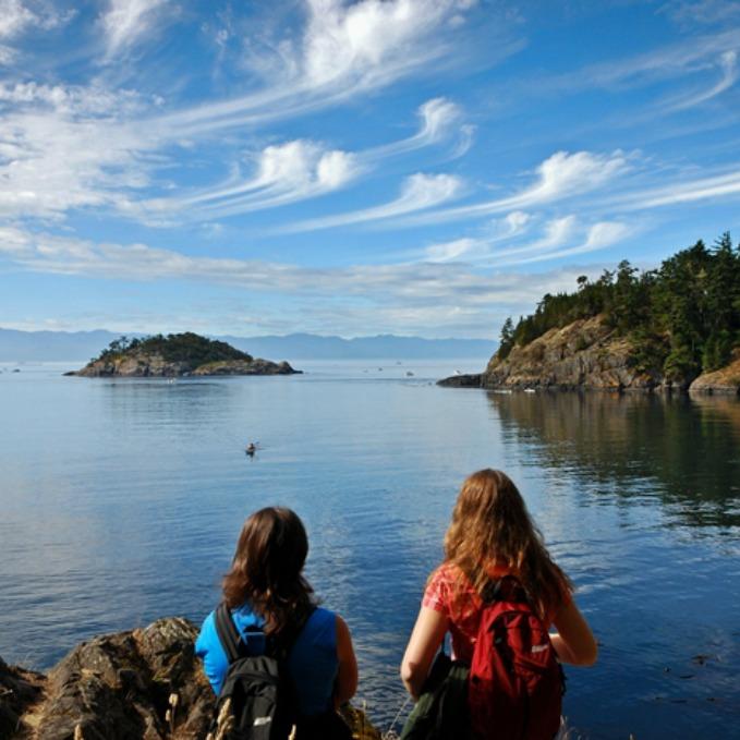 Sooke Point Resort Sooke BC Activities Hiking