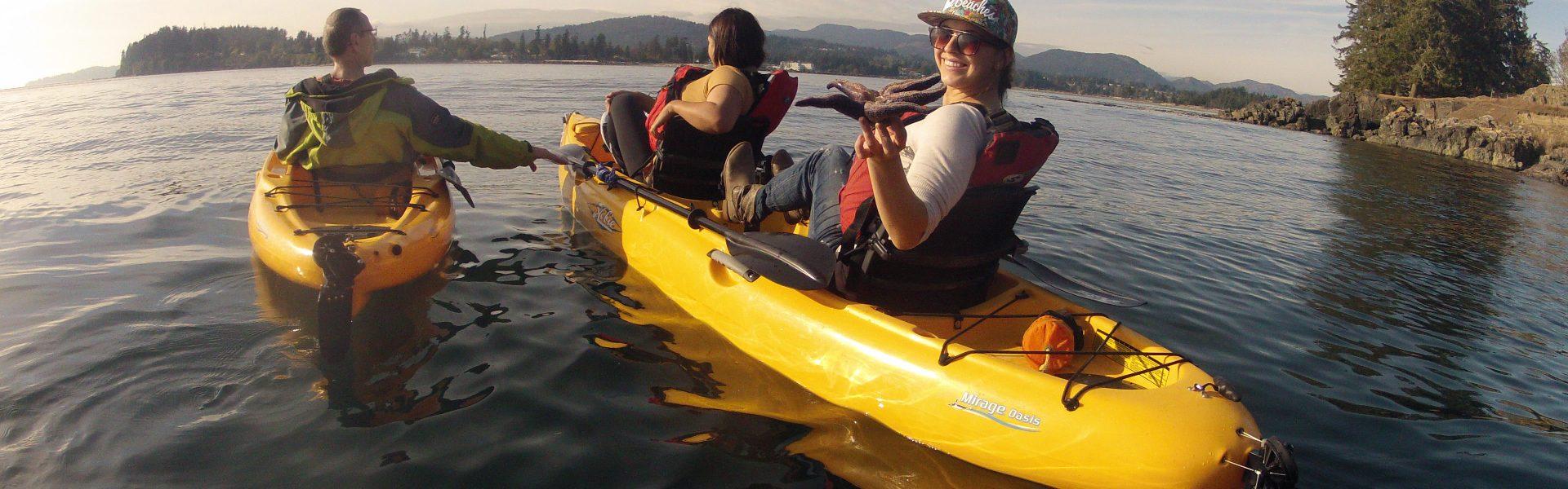sooke-point-resort-kayak-tour-package