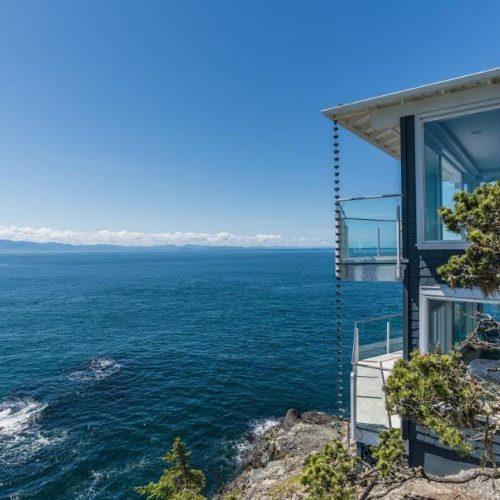 sooke point ocean cottage resort landing page