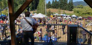 4th Annual Sooke Music Festival @ John Phillips Memorial Park